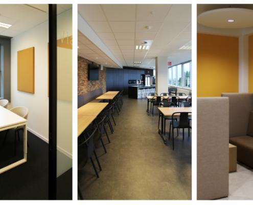 Nieuwe raamcontracten afgesloten om circulaire kantoorinrichtingen uit te voeren, in gans Vlaanderen. Op naar 60 tot 80% minder impact.